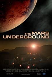The Mars Underground poster