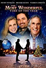 The Most Wonderful Time of the Year poster