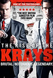 The Rise of the Krays poster