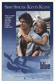 Violets Are Blue... poster