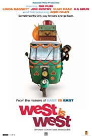 West Is West poster