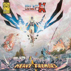 Supa K: Heavy Tremors poster