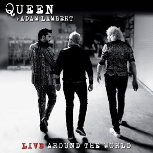 Live Around the World poster