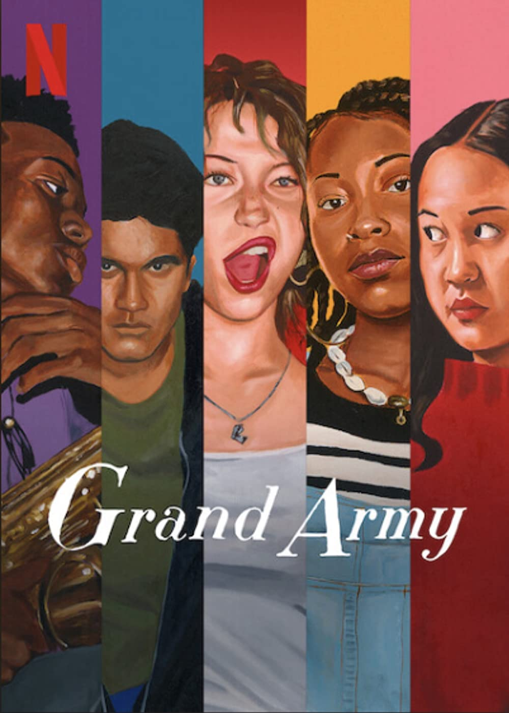 Grand Army poster